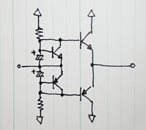 SEPP部の回路図